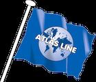 ATLAS LINE Logo